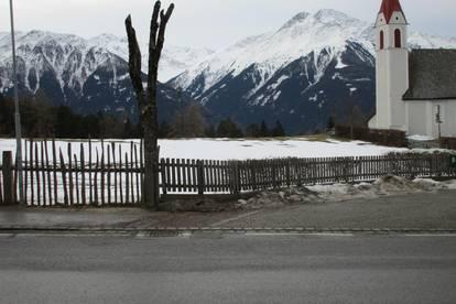 Baugrund 2000 m² in Mösern/Seefeld in Tirol