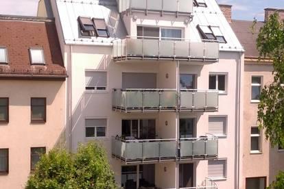 Großzügige Maisonette-Wohnung mit zwei Terrassen provisionsfrei zu mieten