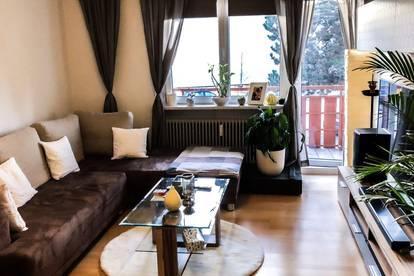 Vollmöblierte Zwei-Zimmerwohnung zur Zwischenmiete ab Februar 2020