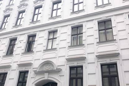 Dachgeschossmaisonette mit 2 Terrassen Nähe U3 Rochusmarkt/Praternähe (ausschließlich Privatverkauf)
