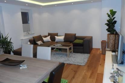 Neu-renovierte Wohnung mit Seeblick