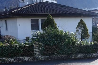 Feldkirch Tisis - Doppelhaushälfte mit grossem Gartenanteil an sonniger, zentraler top Aussichtslage zu vermieten