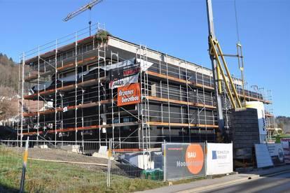 """Neubauprojekt: Wohnanlage """"Fischanger"""" in Langen bei Bregenz"""