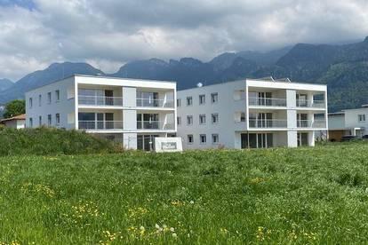 Neuwertige 3-Zimmer-Gartenwohnung in Altach