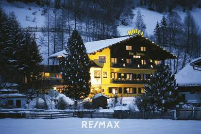 Hotel mit Tradition in Toplage von Bad Kleinkirchheim