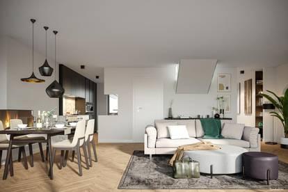 VITANEUM - Geräumige Maisonette-Wohnung im 3. & 4. Obergeschoß