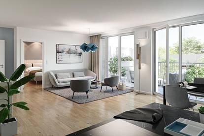 Schallmoos: 3 Zimmer Wohnung in zentraler Lage