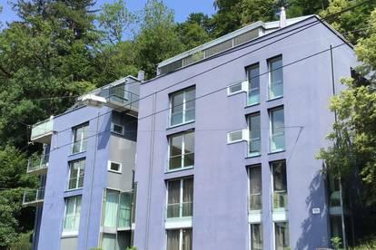 Salzburg Altstadt - Riedenburg: Repräsentative Wohnung in Bestlage