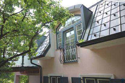 Anspruchvolles Haus - in wenigen Minuten bis zur Wiener Stadtgrenze