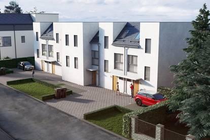 ERSTBEZUG & UNBEFRISTET Reihenhaus mit Dachterrasse, Keller, Eigengarten