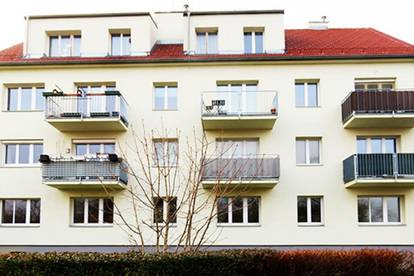 PAUL & Partner: Entzückende 2-Zimmer Wohnung im Grünen