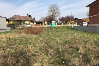 >>> Grundstück in zentraler Lage in Neuaigen