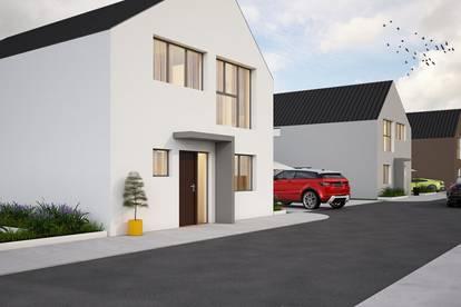 P&P: ERSTBEZUG & UNBEFRISTET: Schöne Doppelhaushälfte mit 4 Zimmer, Keller, Garten, Fußbodenheizung