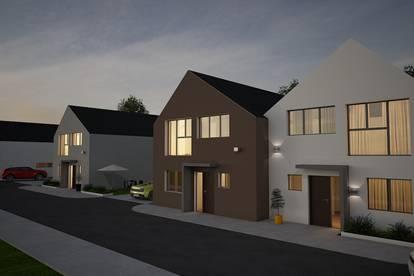 PAUL & Partner: ERSTBEZUG & UNBEFRISTET: Hochwertiges Einfamilienhaus mit 4 Zimmer - Eigengarten - Keller - Fußbodenheizung