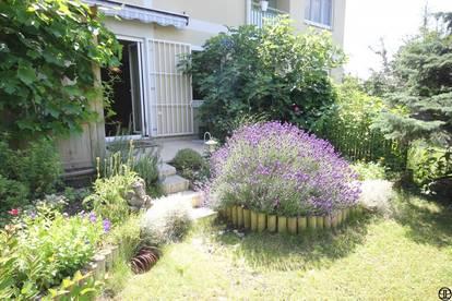 PAUL & Partner: Singletraumwohnung mit Terrasse und 100 m² Eigengarten - Anlageobjekt