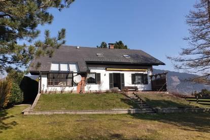 Neuer Preis - Einfamilienhaus mit großem Garten in absoluter Ruhelage - Schneebergblick