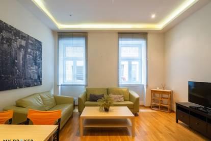 Moderne vollmöblierte Wohnung zur Kurzzeitvermietung