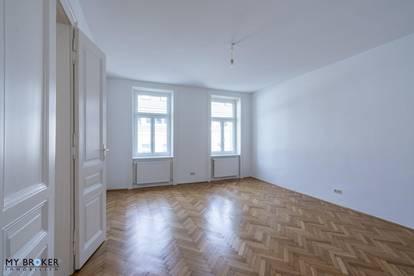 Perfekte 2-Zimmer-Altbauwohnung
