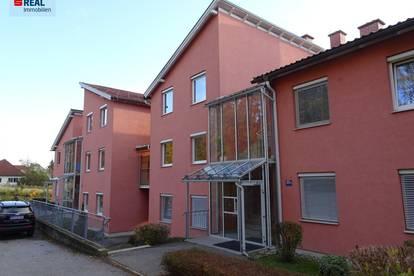 Wohnung mit zwei Balkonen in Gleisdorf