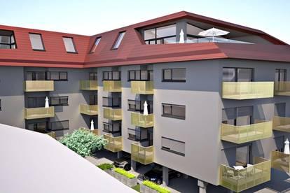Neubau - Parksideapartments - Moderne Wohnungen im Herzen von Leibnitz