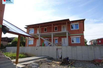 Neu errichtete Wohnungen in Hofstätten an der Raab Nähe Kaffee Figaro für Eigennützer oder Anleger