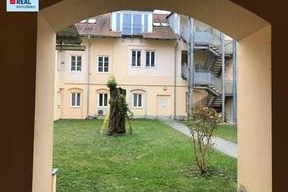 Charmante, gepflegte Altbauwohnung zentrumsnah in Leibnitz