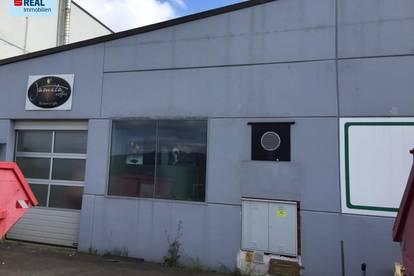 Lager- Werkstattfläche in Zeltweg zu vermieten