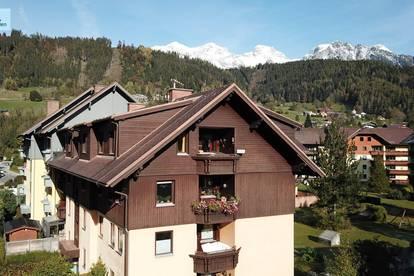 Großzügige Wohnung in ausgezeichneter Lage in der WM-Siedlung in Schladming