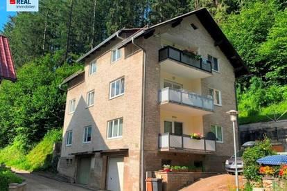 Eigentumswohnung im schönen Erholungsgebiet Eisenerz