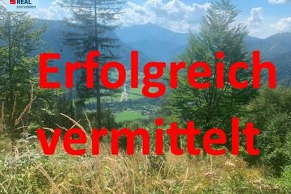 14,94 Hektar - Waldgrundstück im, schönen Erholungs- und Wandergebiet Palfau