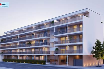 Top 32 - 4.OG - Neubauwohnungen myEggenberg - ein solides Investment!