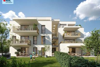 Top 10 - 2. OG - Terrassen-/Balkon-Wohnung - Architekturprojekt FEEL RUCKERLBERG
