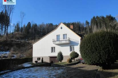 Gepflegtes Einfamilienhaus mit großem Grundstück in 8600 Bruck an der Mur/Urgental