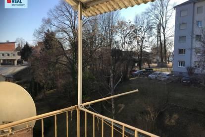 Bieterverfahren! Familienwohnung für Sportliche mit Balkon in Gösting!