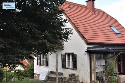 Haus am Fuße der Riegersburg