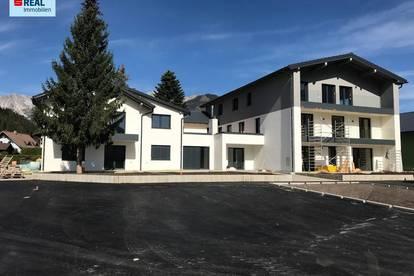 Drei-Zimmer-Erdgeschosswohnung mit Südostterrasse und zwei Gartenanteilen