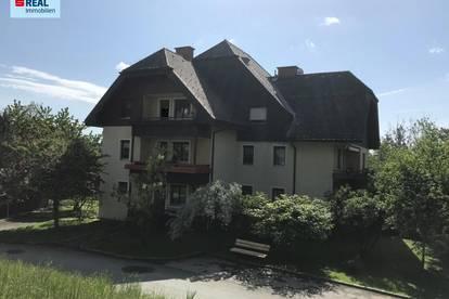 Eigentumswohnung in St. Oswald ob Eibiswald - auch als Ferienwohnung geeignet