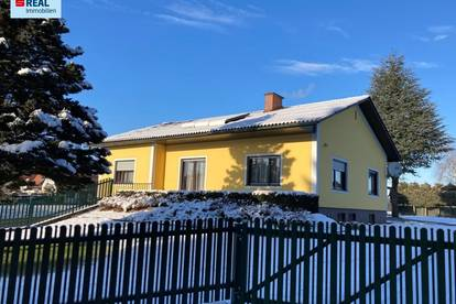 Bungalow mit Nebengebäuden in St. Veit am Vogau - Großes Grundstück