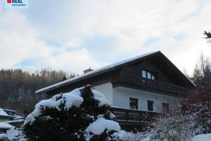 Einfamilienhaus in ruhiger Lage in Kapfenberg/Parschlug