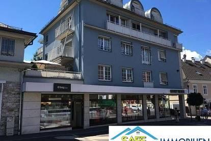 Velden/Wörthersee: geräumiges Geschäftslokal in frequentierter Lage an der Hauptstraße!