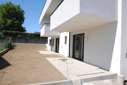 Villach: moderne und hochwertige Eigentumswohnung mit Garten in Zentrumslage!