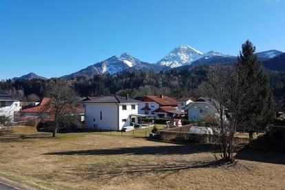 Latschach/Faaker See: Sehr ruhig gelegen Wohnung mit traumhafter Aussicht!