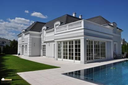 Wohnpark Fontana: Exklusiv ausgestattete Villa