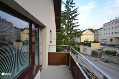 möbliertes Balkon-Appartement in Badener Grünruhelage inkl. Garage