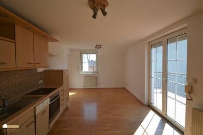 Dachterrassen Wohnung ohne Dachschrägen! mit Blick auf den Anninger