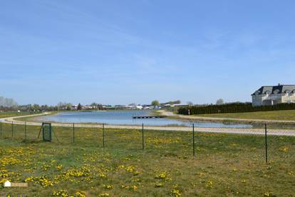 Grundstück im Aqualina Wohnpark 2. Reihe inkl. Seebenützung