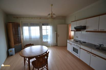 Reisenberg: Schlafzimmer, Küche Balkon, inkl. Heizkosten