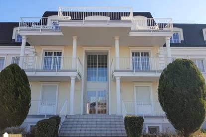 Top Terrassen-Wohnung in Ruhelage im Wohnpark Fontana