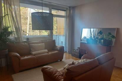 2 Zimmer Wohnung im Nonntal mit Loggia