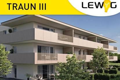 3-Raum-Wohnungen mit Garten in Traun